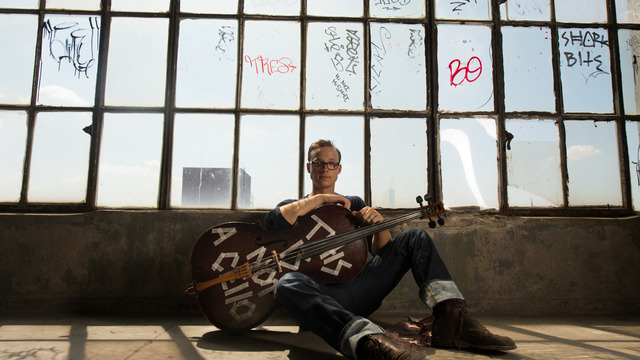 Ben Sollee - Sellersville Theater - 2014-11-19T05:34:00+00:00